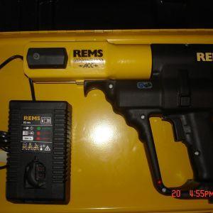 REMS Akku-Press  basic-Pack
