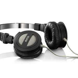 Ακουστικά AKG K 404 ( Μαύρο )