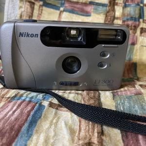 Φωτογραφική Nikon ef300