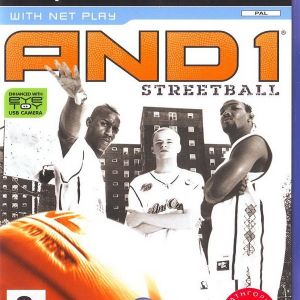 AND 1 STREETBALL - PS2