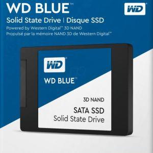 SSD Western Digital Blue 3D NAND 500GB ΣΦΡΑΓΙΣΜΕΝΟΣ