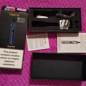 Πωλείται ηλεκτρονικο τσιγάρο ελάχιστα χρησιμοποιημένο 40€ συν έξοδα αποστολής!