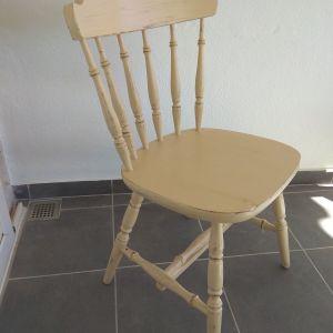 Καρέκλα αμέρικαν ρουστίκ