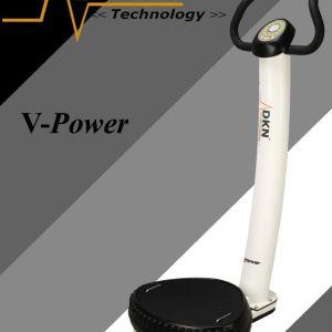 Όργανο γυμναστικής - Πλατφόρμα δόνησης DKN V-Power Technology