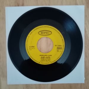 """Bobby Vinton - Sealed With A Kiss (7"""" 45RPM single)"""