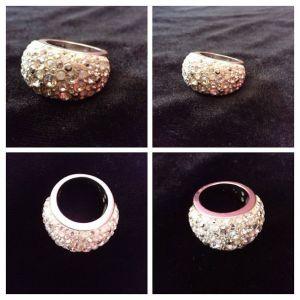 δαχτυλίδι Swarovski