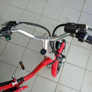 """Nakto ηλεκτρικό ποδήλατο 20"""" καινούριο"""