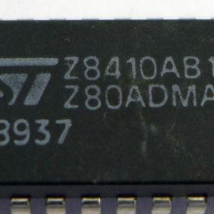 ΟΛΟΚΛΗΡΩΜΕΝΟ Z8410AB1 Z80ADMA DIRECT MEMORY ACCESS CONTROLLER 4MHZ 2MB/S