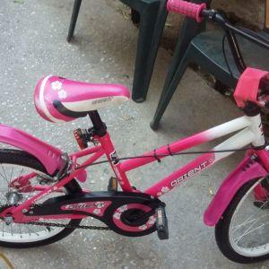 18άρι για κορίτσι παιδικό ποδήλατο . ORIENT .