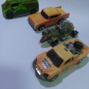 Hot Wheels αυτοκινητακια παλιες σειρες