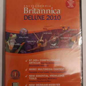 Encyclopedia Britannica Deluxe 2010