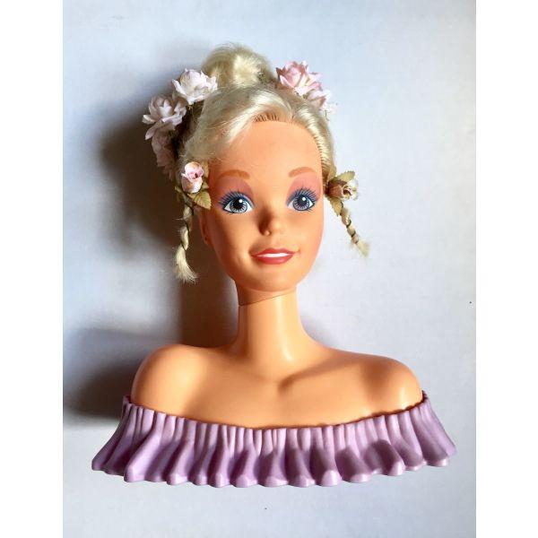 Barbie kefali omorfias 1990's