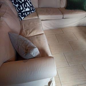 Γωνιακός καναπές IKEA EKTORP