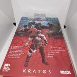 Συλλεκτικη Φιγουρα God Of War Evolution of Kratos