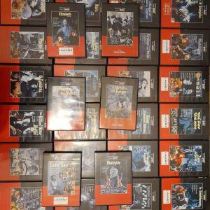 38 ταινίες DVD