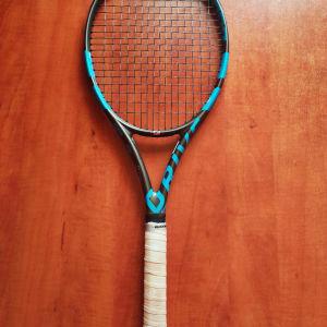 Επαγγελματική ρακέτα τένις Babolat pure drive V5 μαύρο