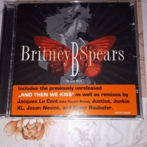 Britney Spears 4 δισκογραφικες επιτυχίες 5 αυθεντικά CDs