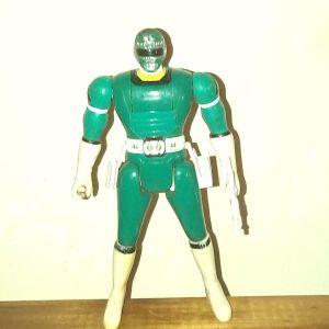 Green Turbo Power Ranger (Bandai, 1997)