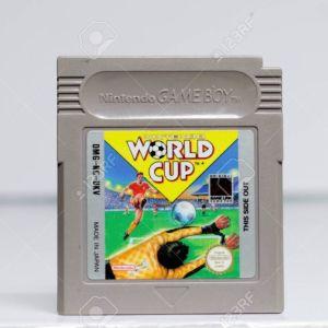 GAME BOY Original video game Nintendo World Cup