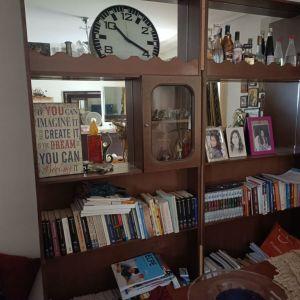 Έπιπλο Μπαρ βιβλιοθήκη