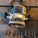 Πωλούνται ξυλουργικά μηχανήματα