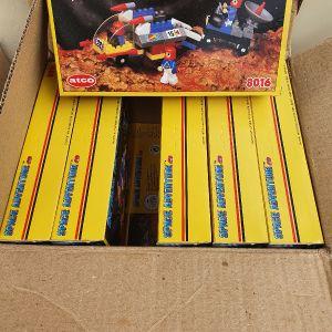 Παλιά Τουβλάκια Lego Κιβώτιο 12 Τμχ