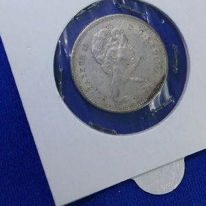 25 CENTS CANADA 1968