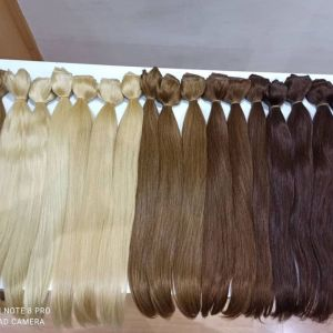 Extensions - Treses -Τρέσες - 100% ανθρώπινα μαλλιά REMY