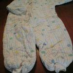 2 Υπνοσακοι για βρεφη 6 μεχρι 8 μηνων χειμερινοι