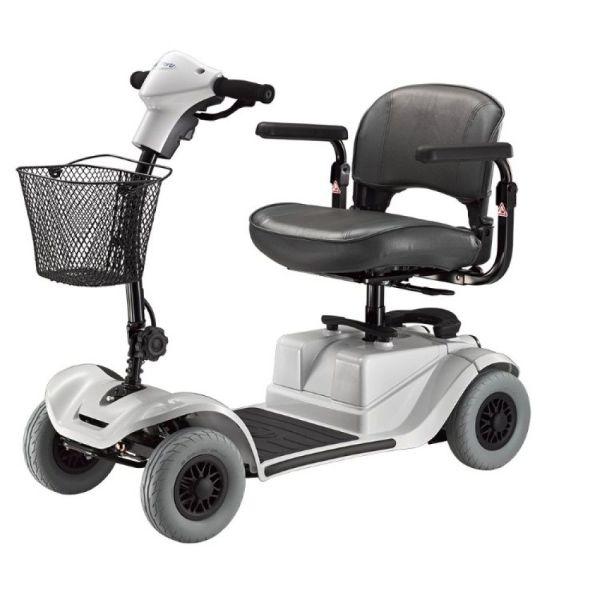 amaxidio Scooter ilektrokinito Mini E Kymco