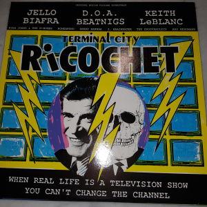 """O.S.T. – """"Terminal City Ricochet"""""""
