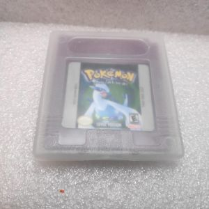 Pokemon Silver Version Cartridge GBA