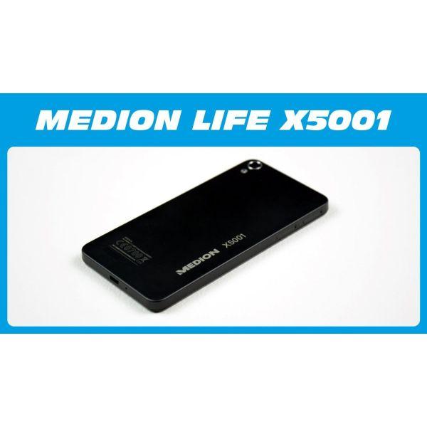 MEDION X5001 gia antallaktika