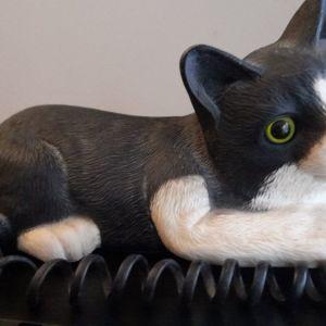Τηλέφωνο ενσύρματο σε σχήμα γάτας