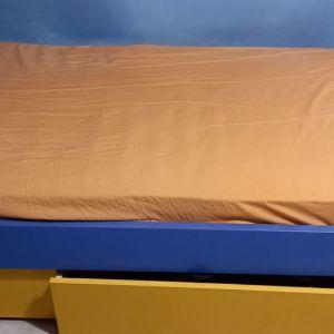 Πωλείται κρεβάτι Modeco με αποθηκευτικό χώρο