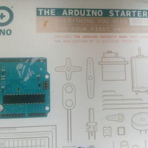 Arduino Starter Kit + Arduino Mega + πληθώρα αισθητήρων