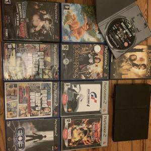 PlayStation &10games