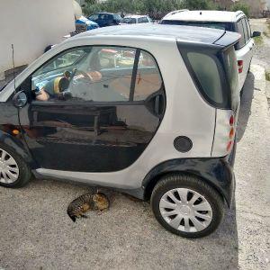 smart 700cc 2000 mod. a/c 2750evro