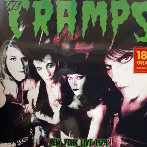 CRAMPS (βινυλιο/δισκος psychobilly/garage rock/punk rock)