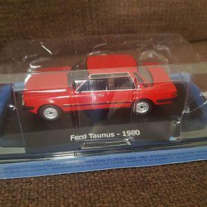 ΑΞΕΧΑΣΤΑ ΑΥΤΟΚΙΝΗΤΑ Ford Taunus 1980
