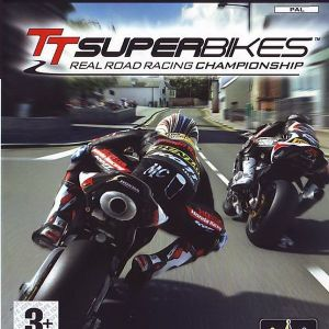 TT SUPERBIKES REAL ROAD RACING CHAMPIONSHIP - PS2