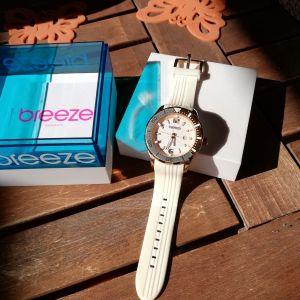 Breeze-Λευκό ρολόι χειρός