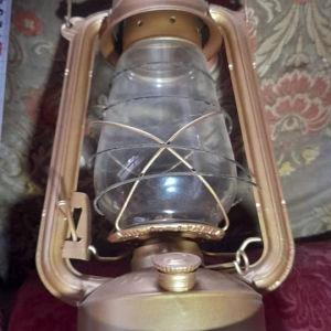 Συλλεκτικό φανάρι εποχής 1960 στο μισό μετρο ύψος