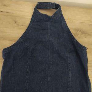 Jeans crop top