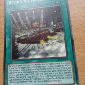 Revolving Switchyard