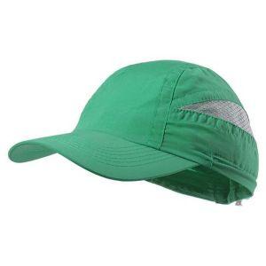 Αθλητικό Καπέλο (Μαύρο - Πράσινο)