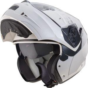 Πωλείται Caberg Duke II White με απόδειξη αγοράς από MotoMarket