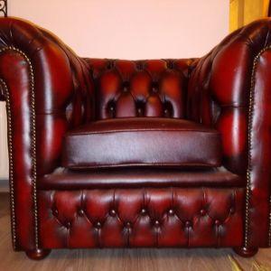 Πολυθρόνα chesterfield made in England