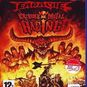 EARACHE EXTREME METAL RACING - PS2