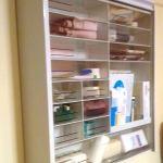 Μεταλλικό Φαρμακείο Πρώτων Βοηθειών Επίτοιχο